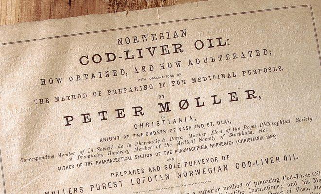 Möller'si ajalugu